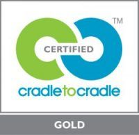 Cradle to Cradle Certified GOLD logo